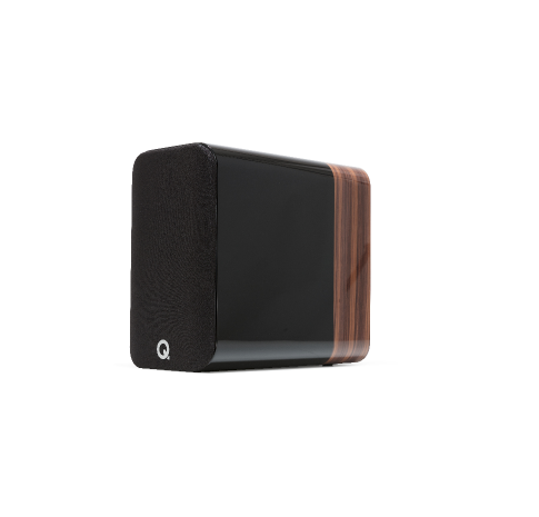 Concept 300, With stand, (Gloss Black & Rosewood)