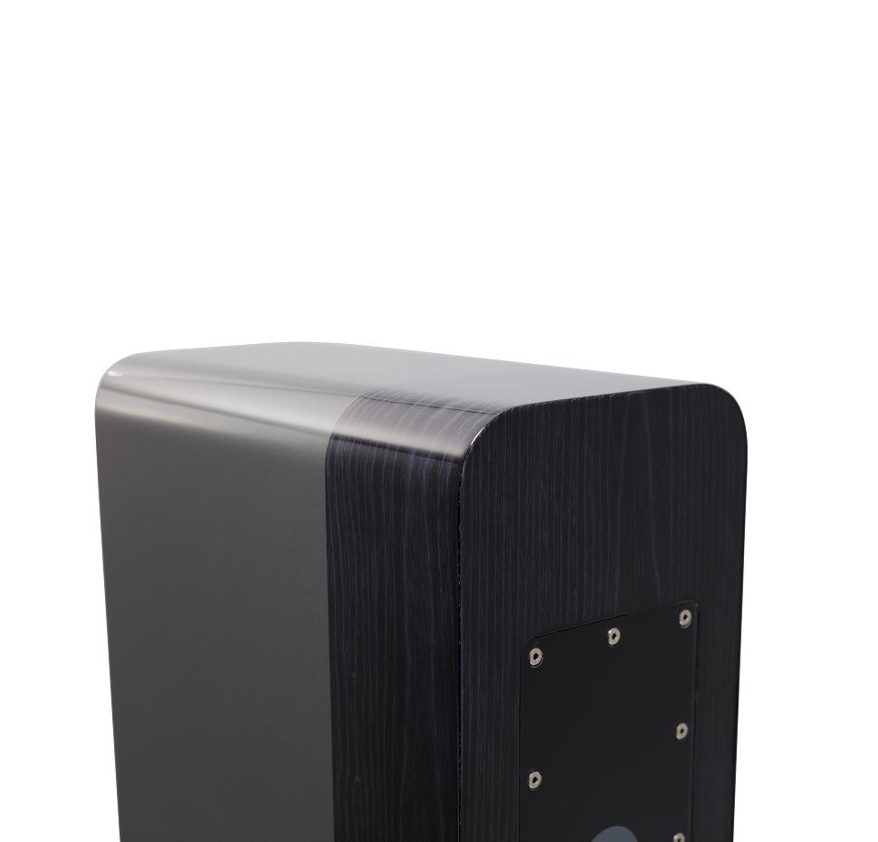 Concept 500, Floorstanding, (Silver & Ebony)
