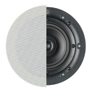 QI50CW, Multi-Purpose Speaker, In-Ceiling, Circular Grille