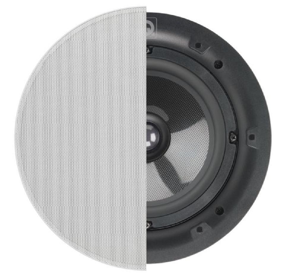 QI65CP, Performance Speaker, In-Ceiling, Circular Grille