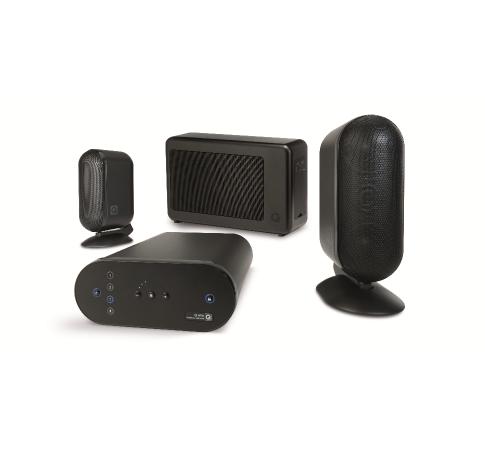 M7, 2.1 Audio System (Black)