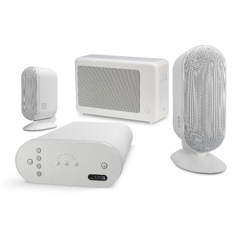 M7, 2.1 Audio System (White)