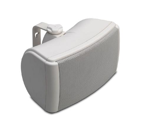 QI45EW, Speaker, Weatherproof, On-Wall, White