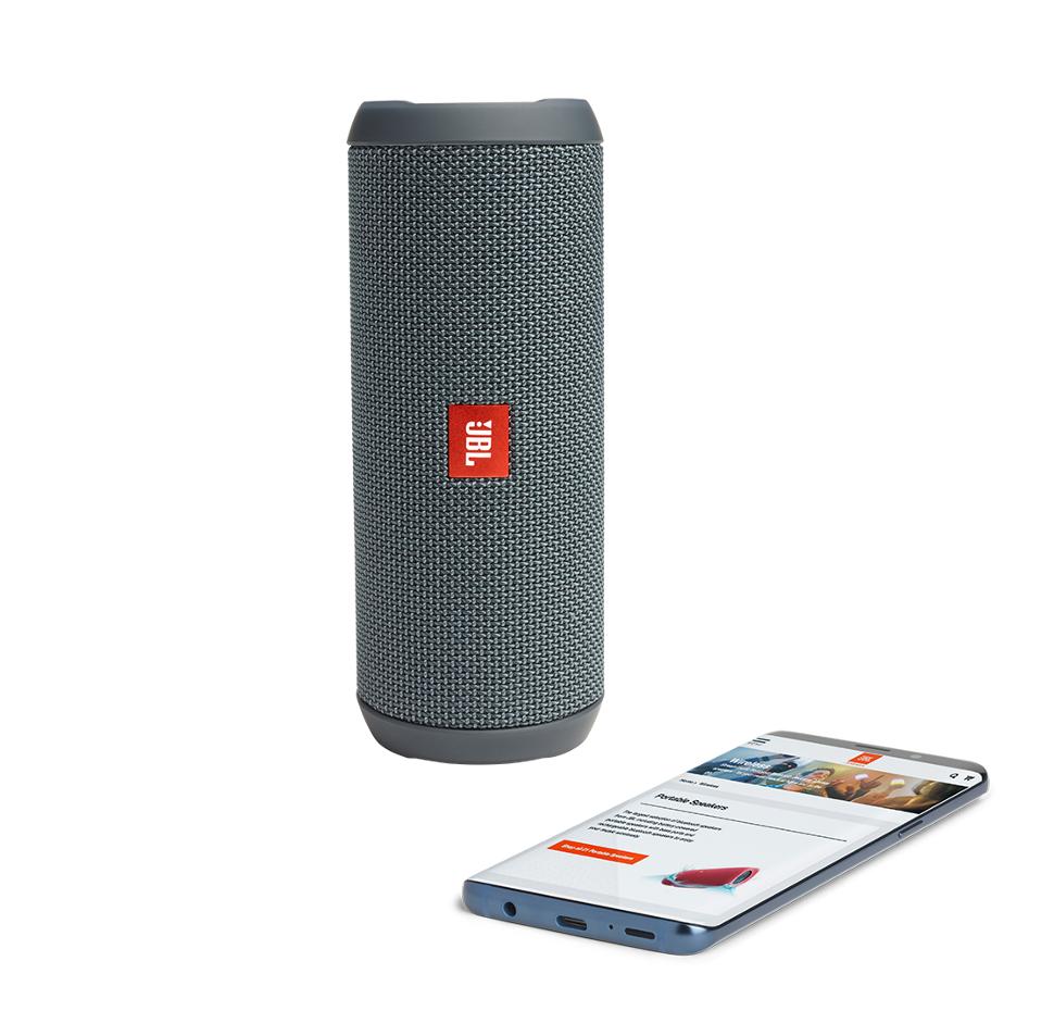 Flip Essential, Bluetooth Speaker, Waterproof IPX7