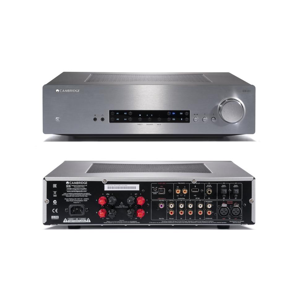 CXA80, Intergrated Amplifier, 80W