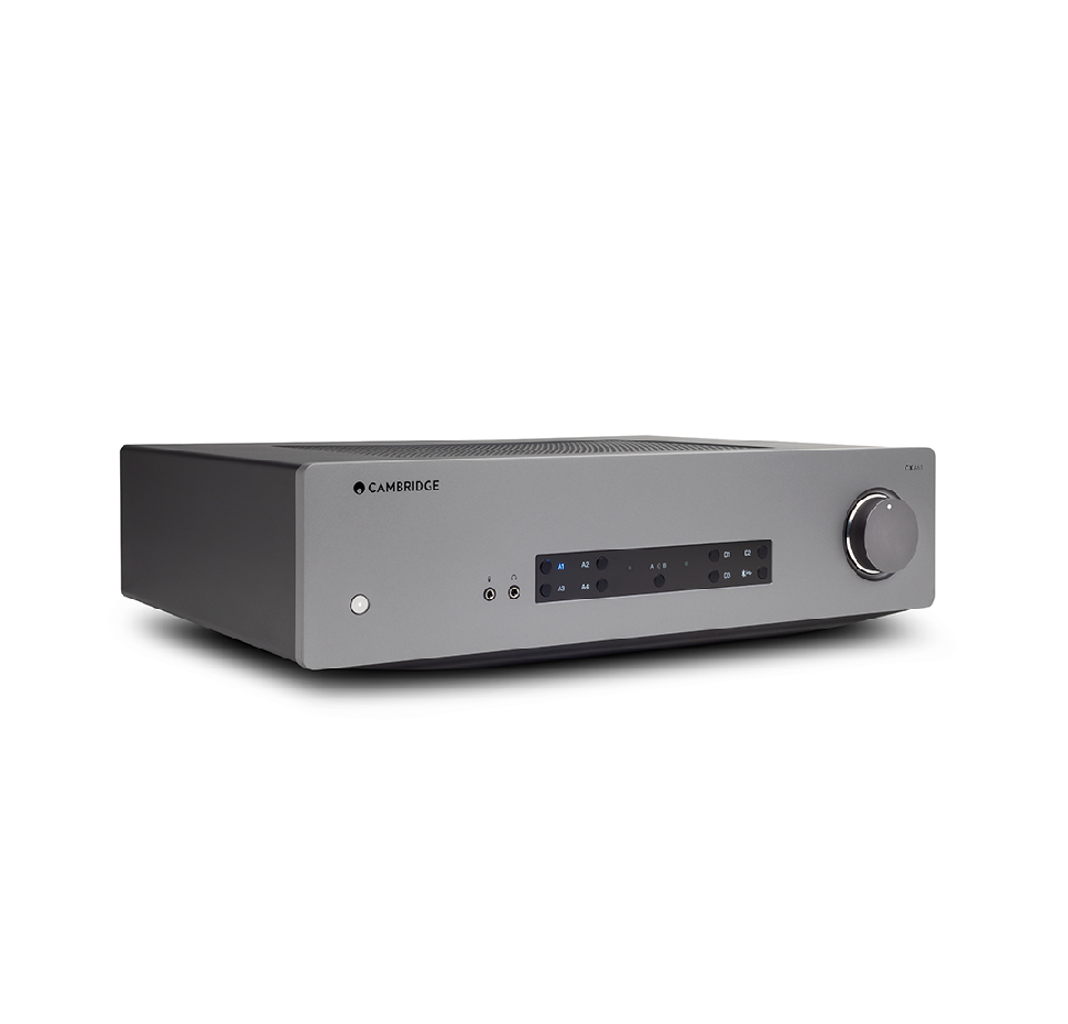 CXA61, Integrated Amplifier, 60W