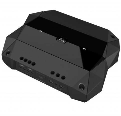 Club 5501, Car Amplifier, 1 channel, 1x550W