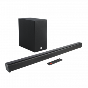 Cinema SB160, Soundbar, Bluetooth, Wireless Subwoofer
