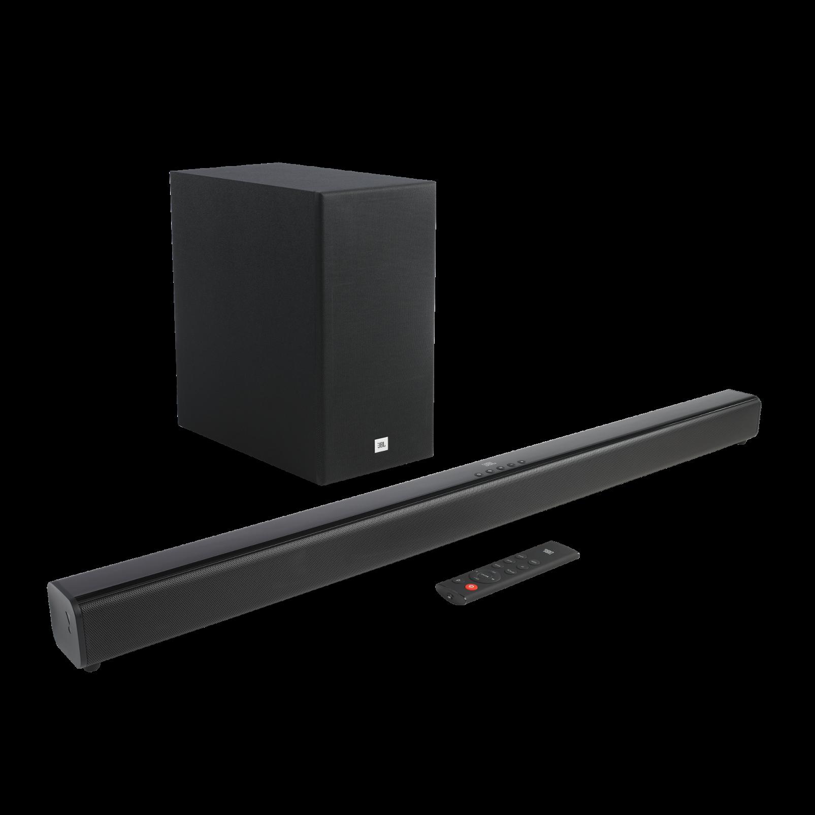 Cinema SB160, Soundbar, Bluetooth, Wireless Subwoofer