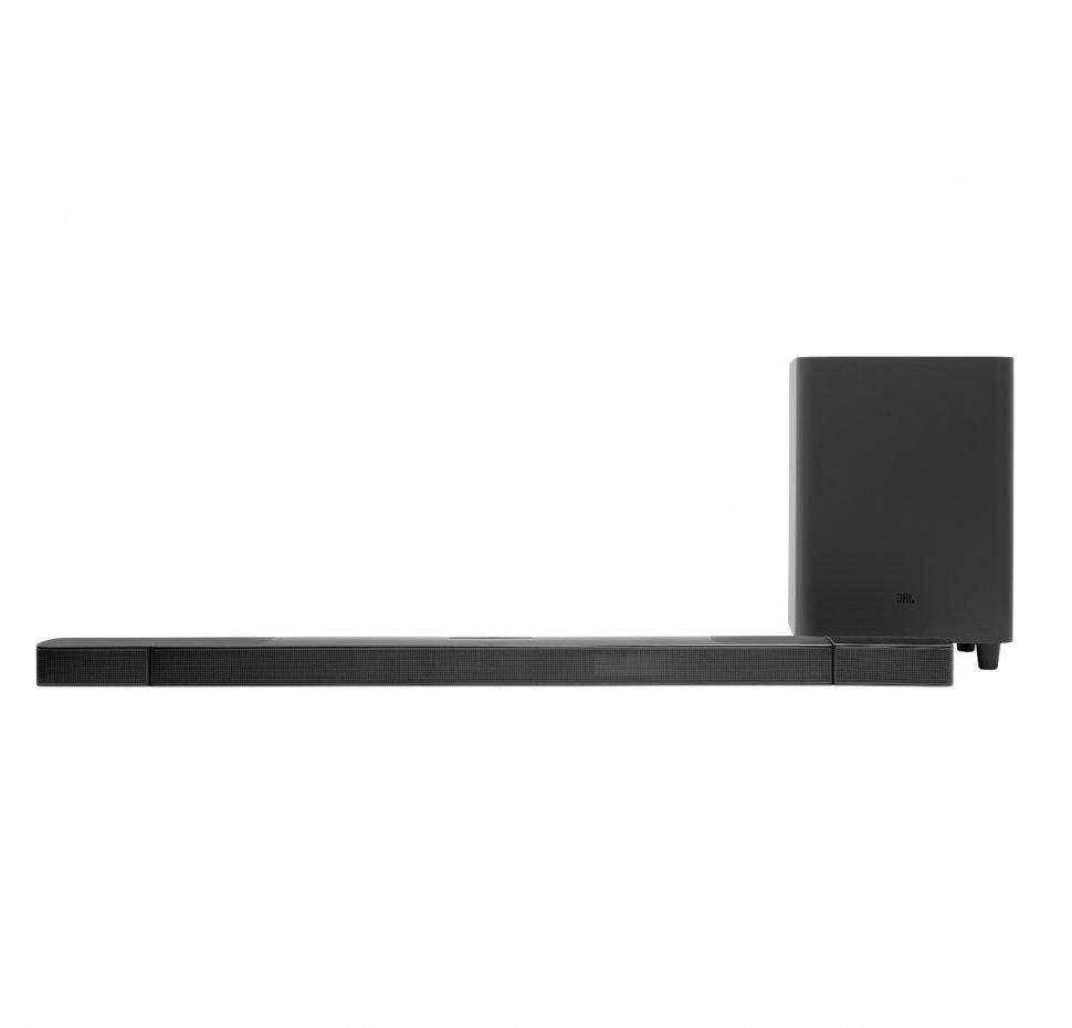 BAR 9.1 True Wireless Surround Soundbar, Dolby Atmos, Bluetooth