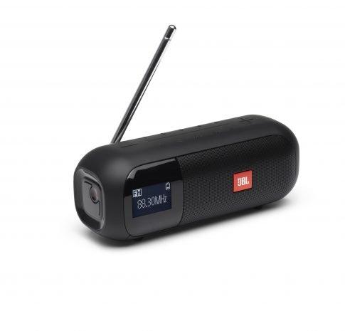 Tuner 2 Bluetooth Speaker with DAB/FM Radio, Waterproof, IPX7