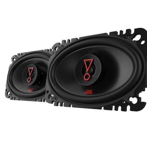 Stage3 6427, Car Speakers, 4″x6″ Coaxial, No Grill