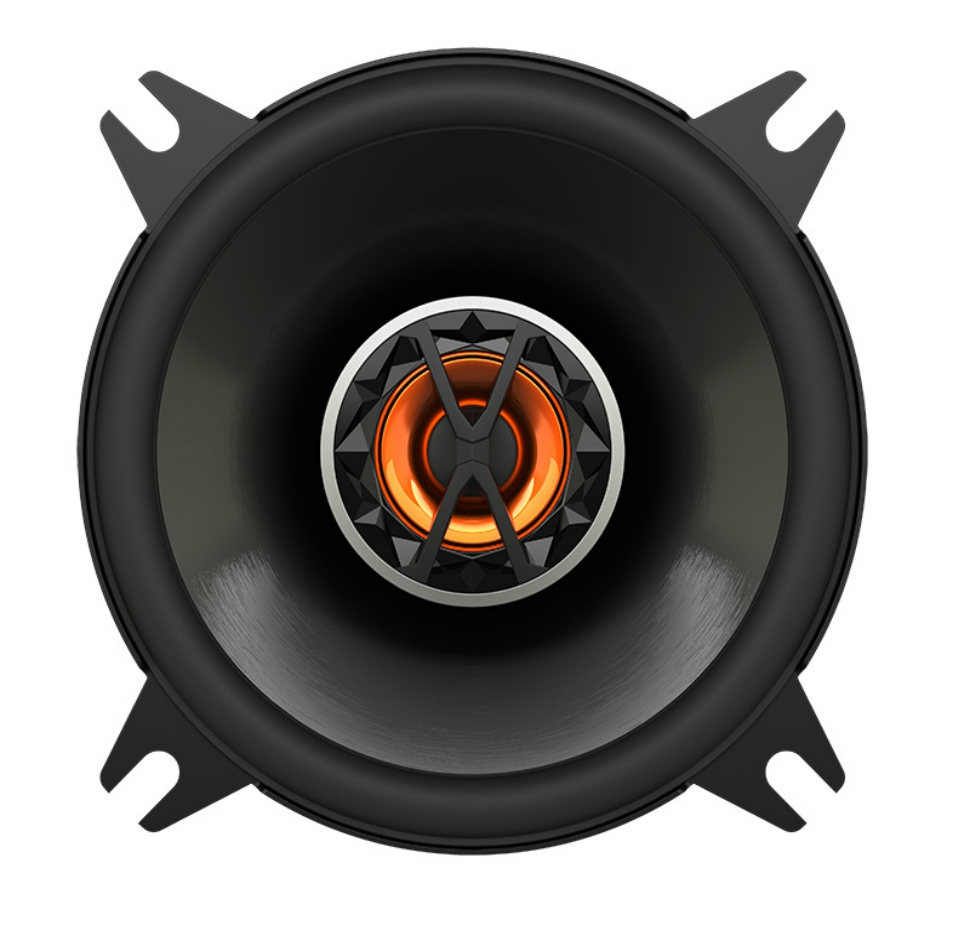 Club 4020, Car Speaker, 4″ Coaxial, No Grill