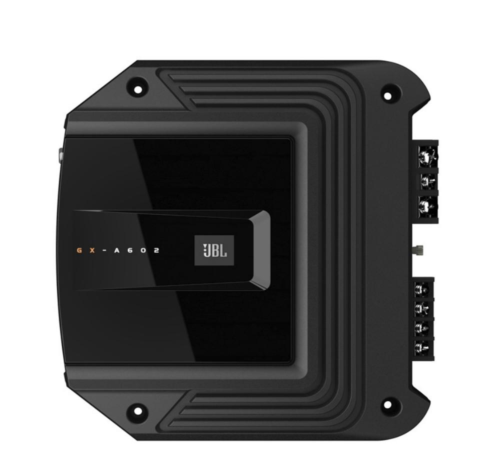 Car GX-A602 (2 Channel Full Range Amplifier)