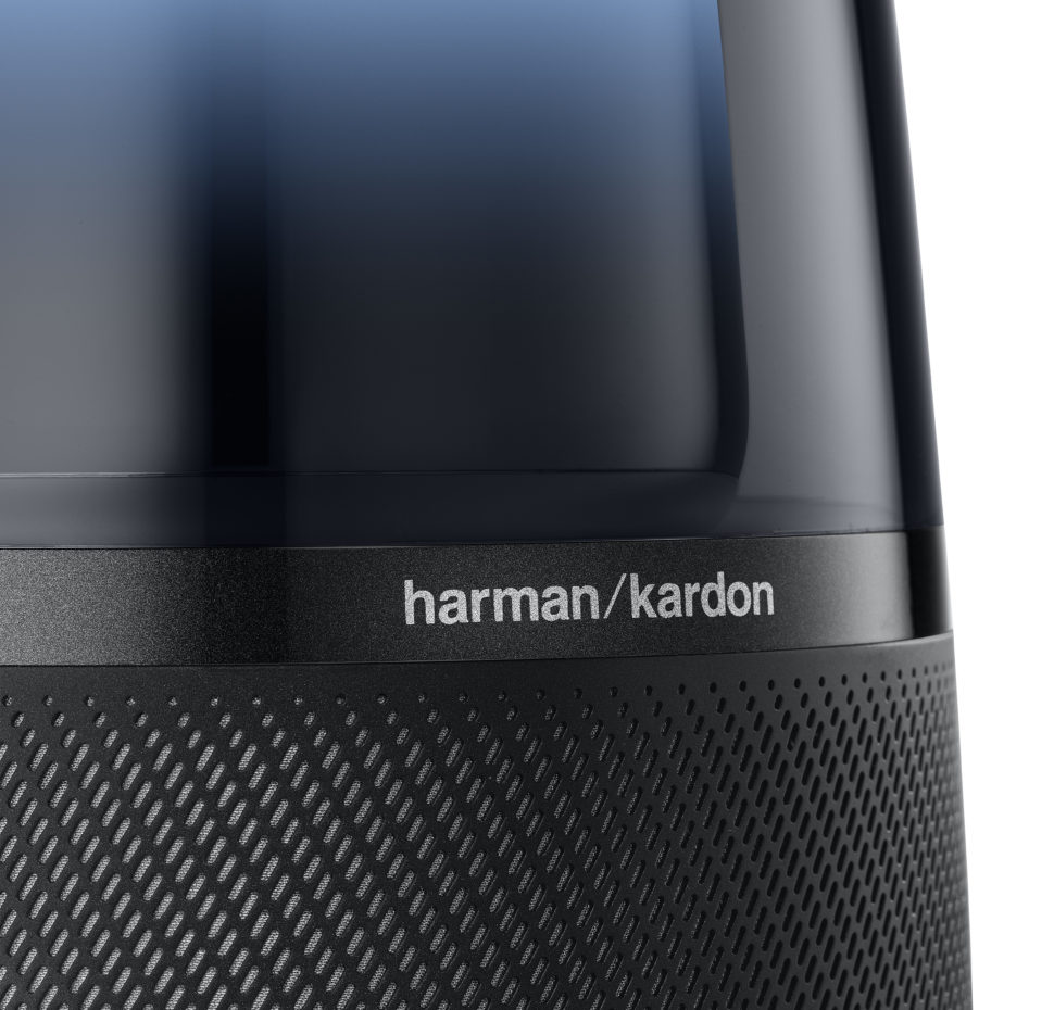 Allure, Voice-activated speaker with Alexa