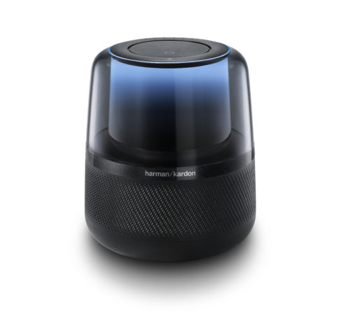 Allure, Voice-activated speaker with Alexa