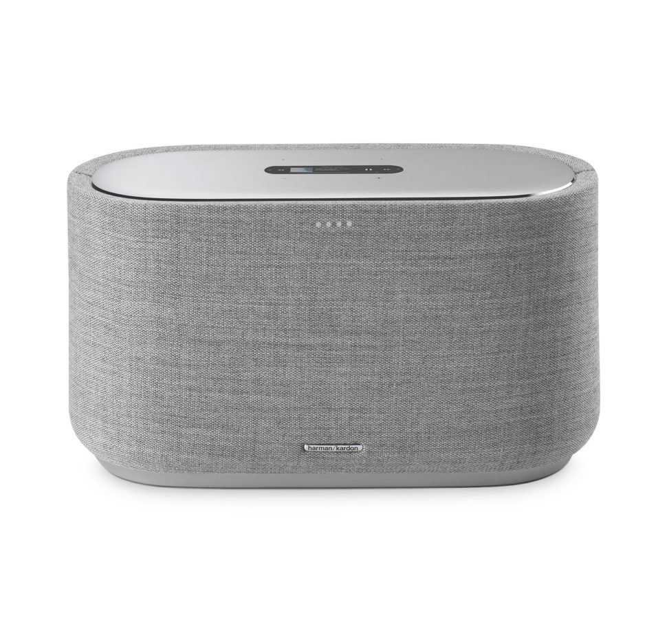 Citation 500, Voice-activated speaker with Google Assistant, LCD