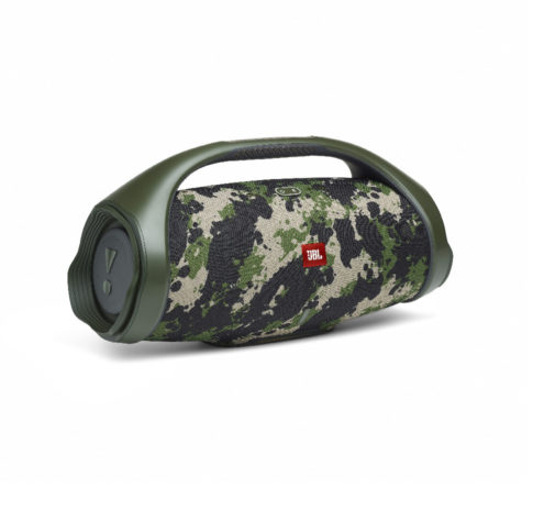 BoomBox 2, Bluetooth Waterproof Speaker with Powerfull Sound
