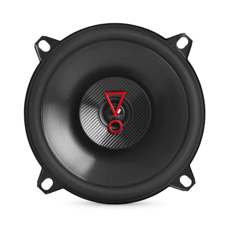 Stage3 527, Car Speakers, 5.25″ Coaxial, No Grill