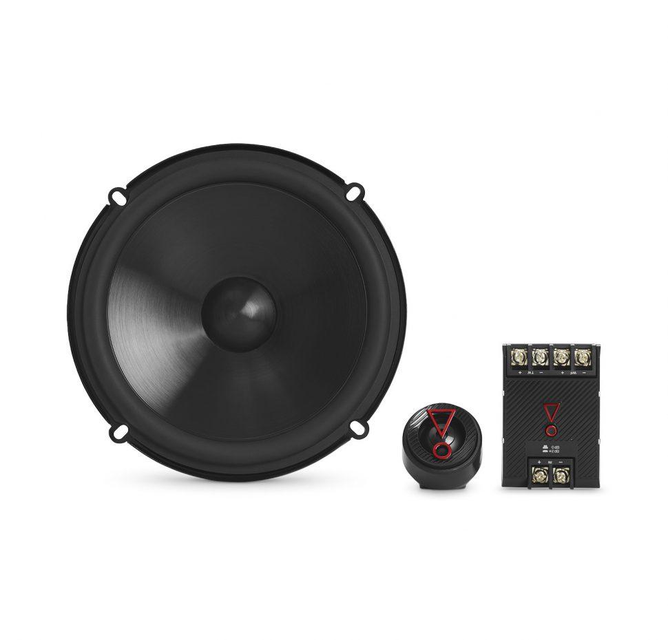 Stage3 607C, Car Speaker System, 6.5″ Component