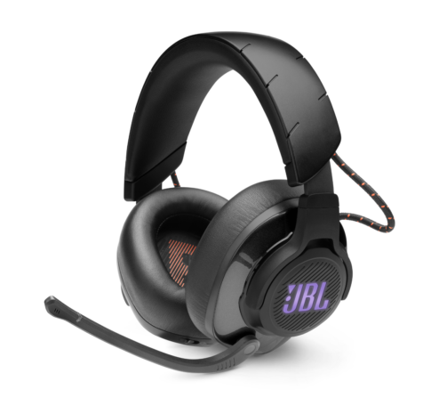 Quantum 600, Over-Ear Wireless 2.4Ghz Gaming Headset, Surround