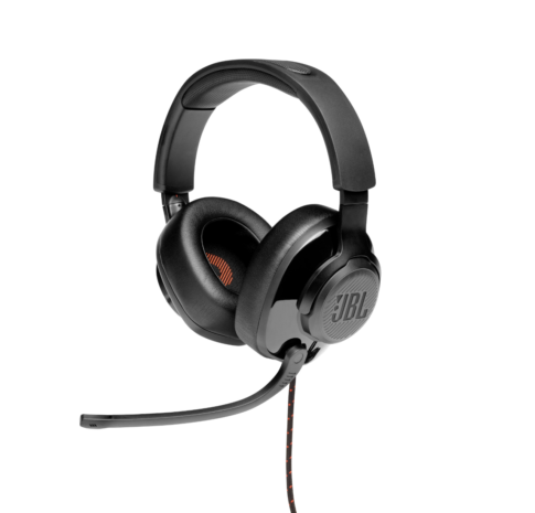 Quantum 200, Over-Ear Wired Gaming Headset