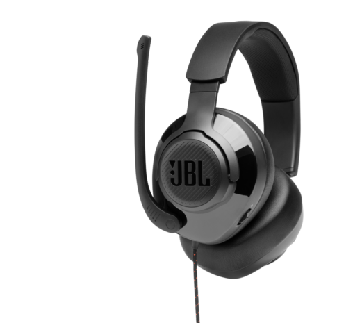 Quantum 300, Over-Ear Wired Gaming Headset, Surround