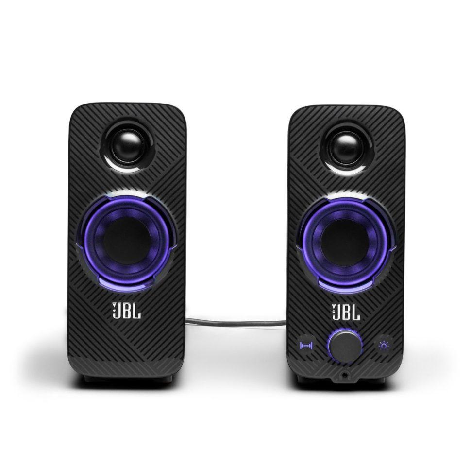 Quantum DUO, Gaming Speaker, Bluetooth, lighting control