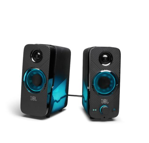 Quantum DUO, Gaming Speaker, Bluetooth, lighting control