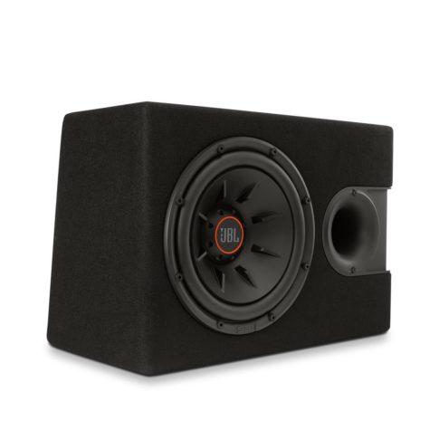 S2-1224SS, Car Speaker, Subwoofer Box, 12″