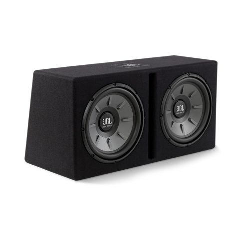 Stage 1220B, Dual 12″ Subwoofer
