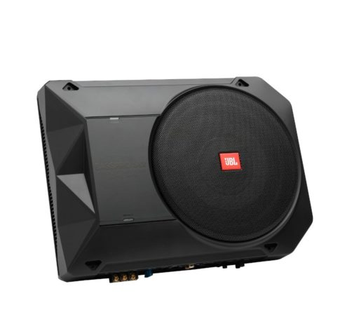 Basspro SL2, 8″ (20cm) Self-powered Subwoofer (Underseat)