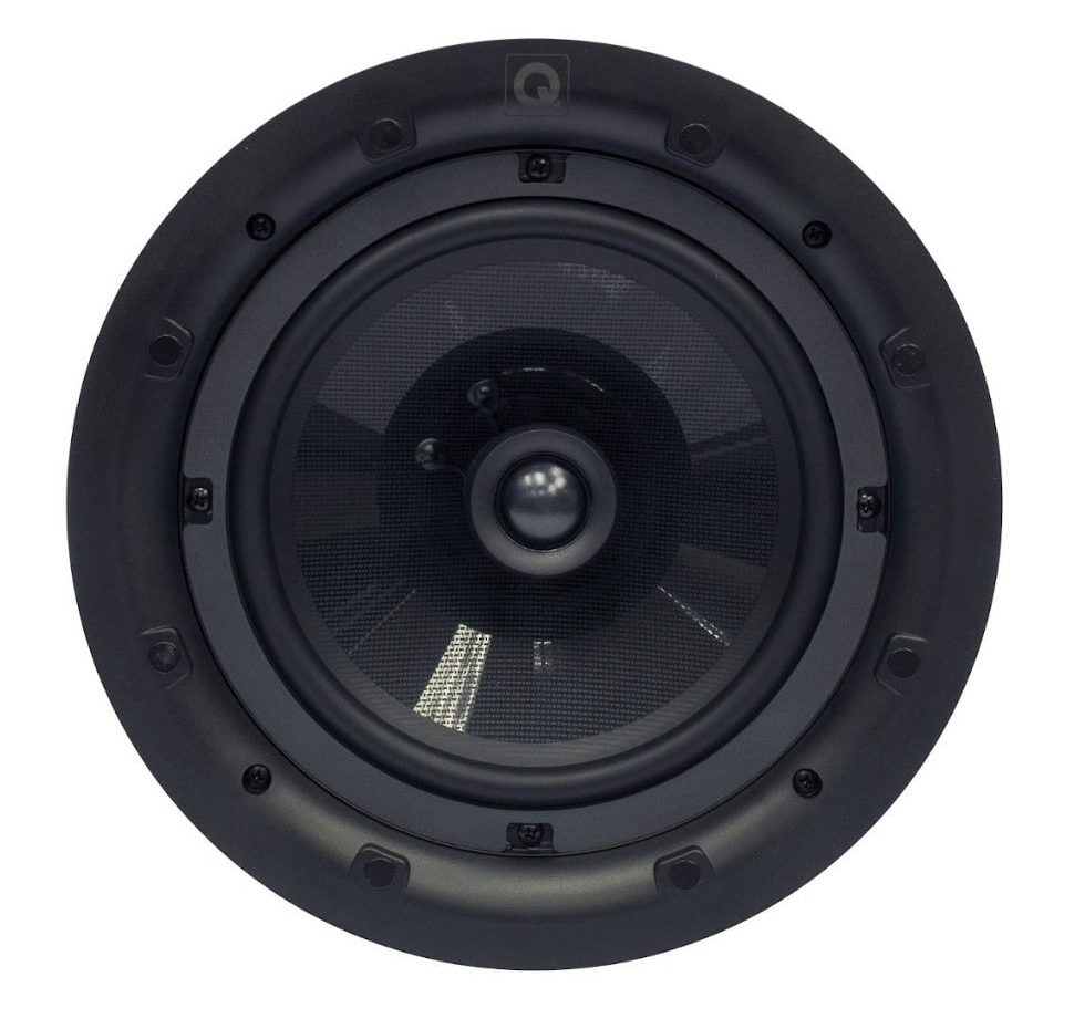 QI80CP, Performance Speaker, In-Ceiling, Circular Grille