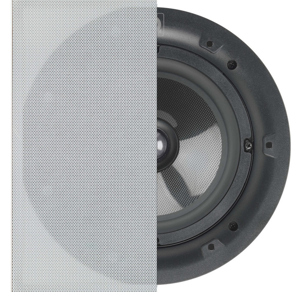 QI65SP, Performance Speaker, In-Ceiling, Square Grille