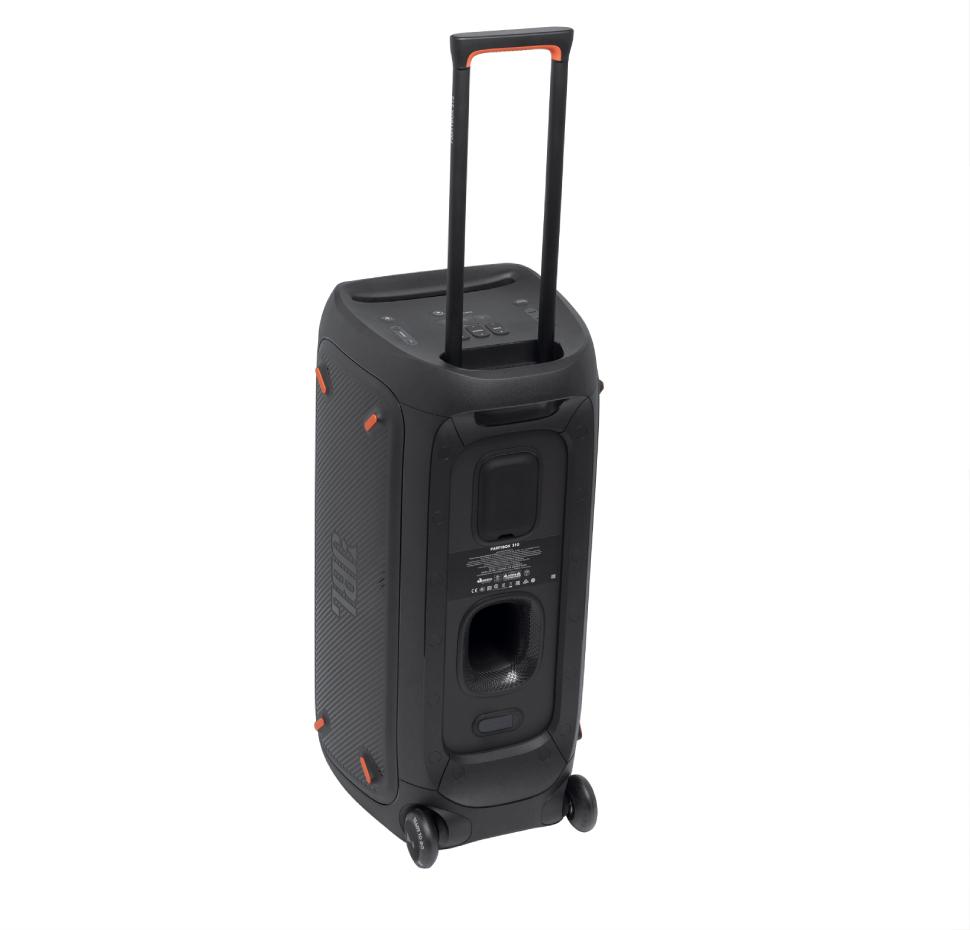 Partybox 310, Portable Bluetooth Speaker ,Light Effect, Wheels