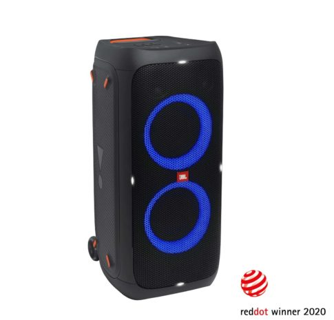 Partybox 310, Portable Bluetooth Speaker ,Light Effect, Wheels