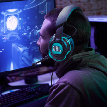 JBL GAMING HEADSETS
