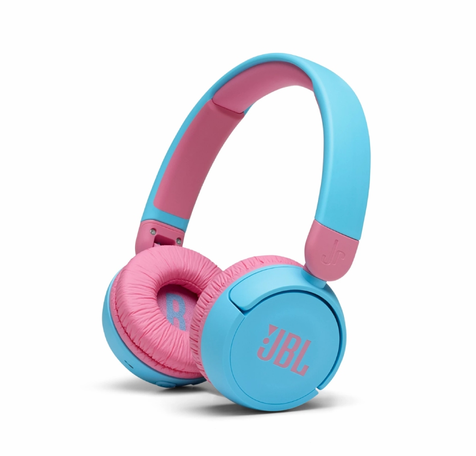 JR310BT, On-Ear Headphones for Kids, Wireless, Safe Listening
