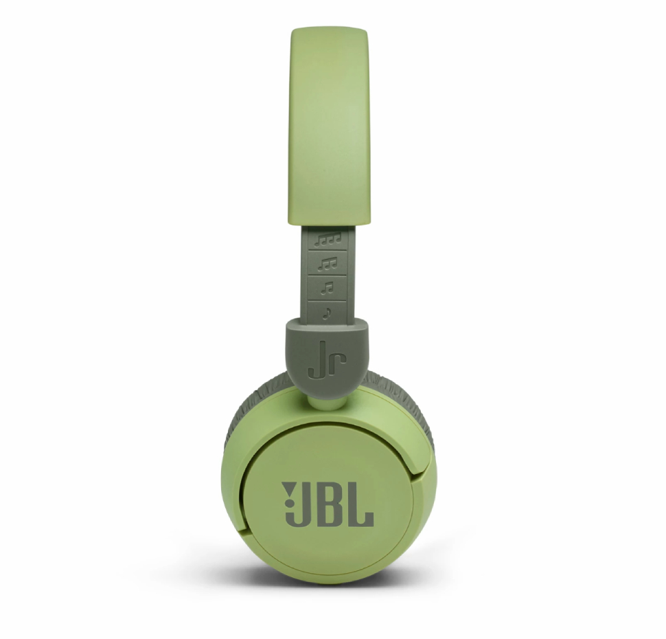 JR310BT, On-Ear Headphones for Kids, Wireless, Safe Listening