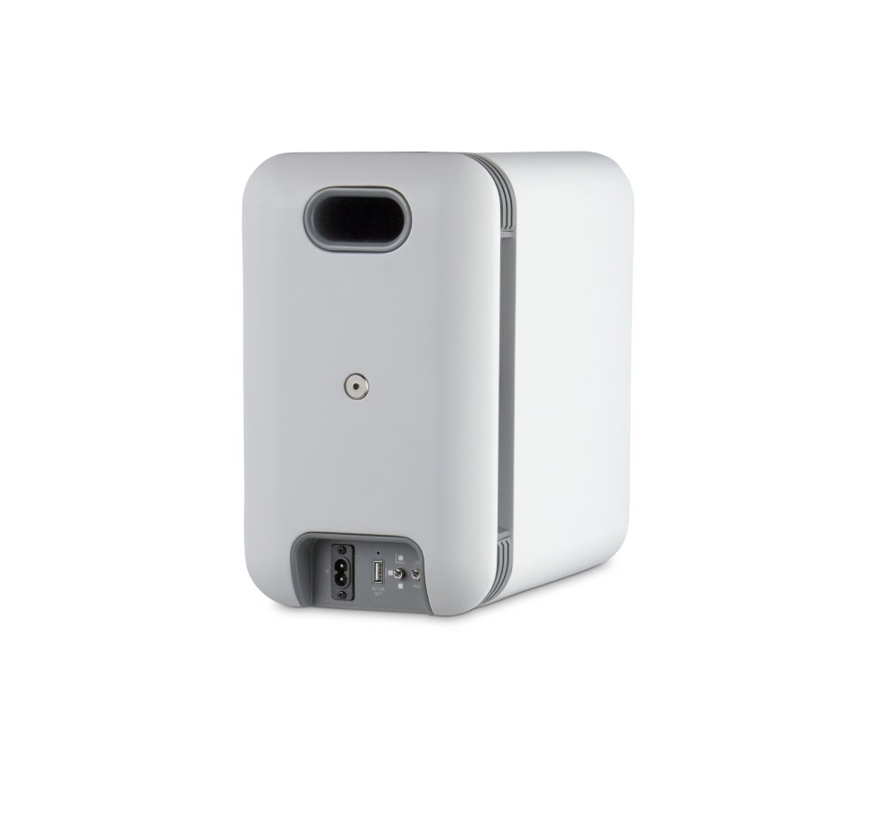Q Active 200 with Voice-activated hub, GA, (White)