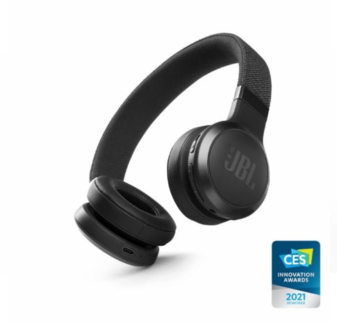 Live 460NC, On-Ear Bluetooth Headphones, Adaptive NC
