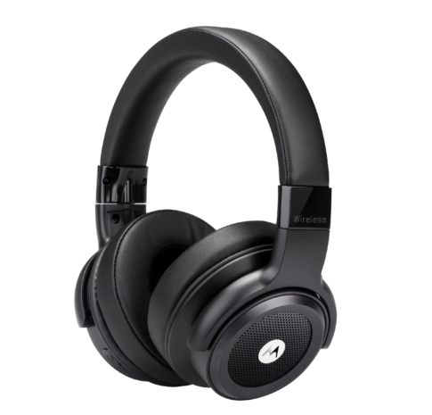 Escape 800 ANC, Over-Ear Bluetooth Headphones with Mic, ANC