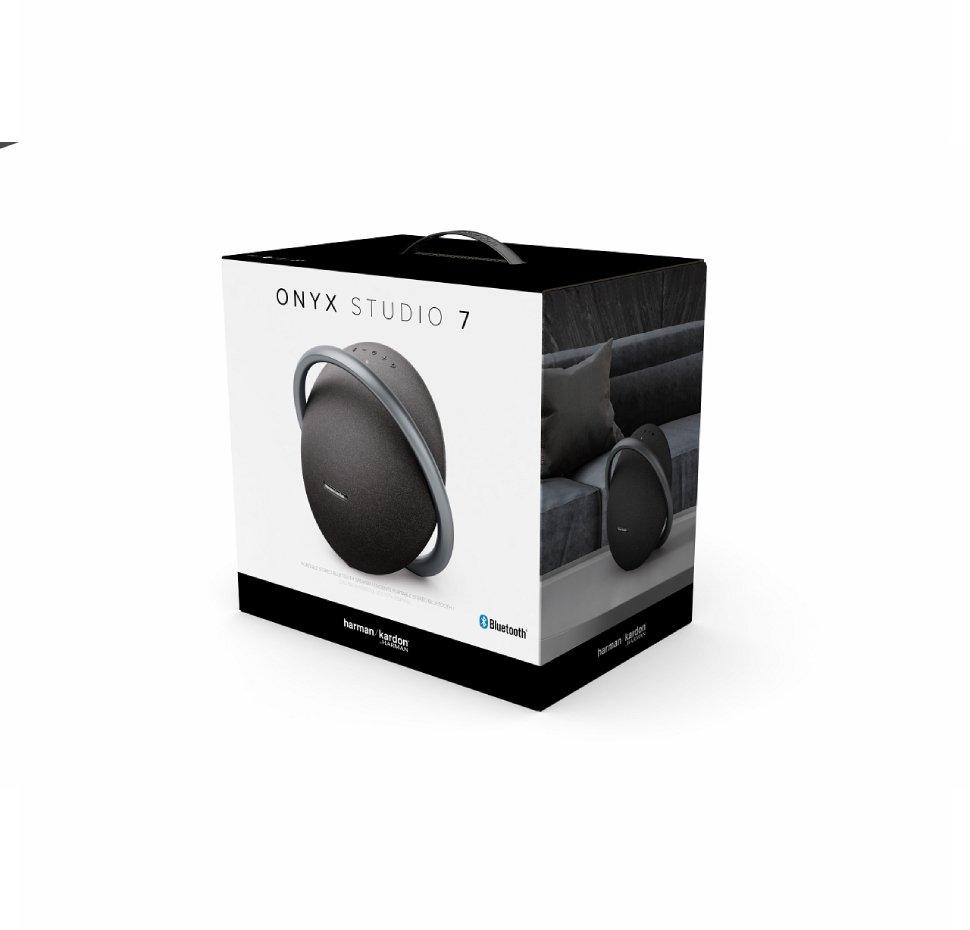Onyx Studio 7, Bluetooth Speaker, Stereo Sound, Premium Handle