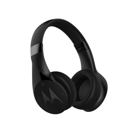 Pulse Escape+, Over-Ear BT Headphones with Mic, Noise Isolation