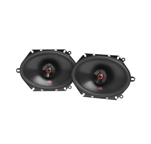 Club 8622F, Car Speakers, 6″x8″ / 5″x7″ coaxial, No Grill