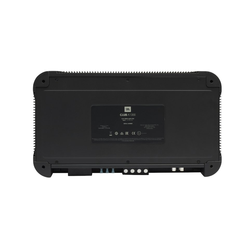 Club A1000, Car Amplifier, 1 Channel, 1x600W