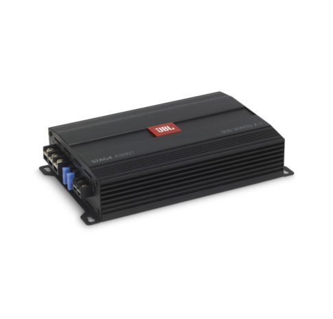 Stage A3001, Car Amplifier, 1 Channel, 1x300W (2Ω RMS)