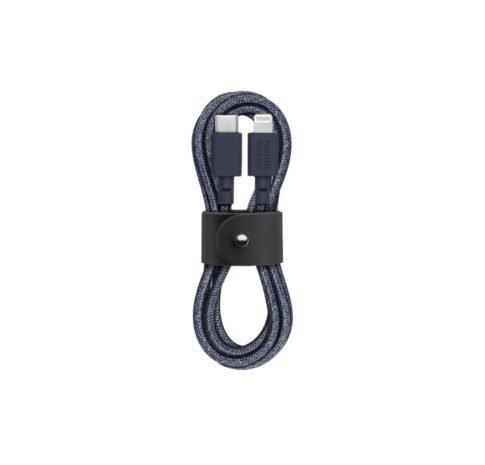 Belt Cable, USB C to Lightning, 1.2M