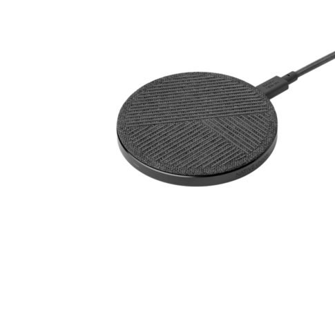 Drop Wireless Charger with Fabric, 2M Cable& Adapter