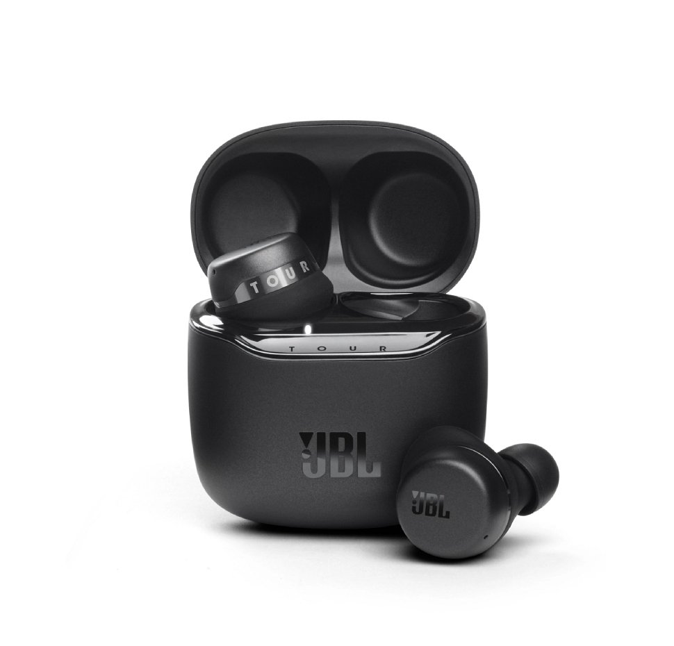 Tour Pro+ TWS, True Wireless In-Ear Headphones, ANC, Wr Charging